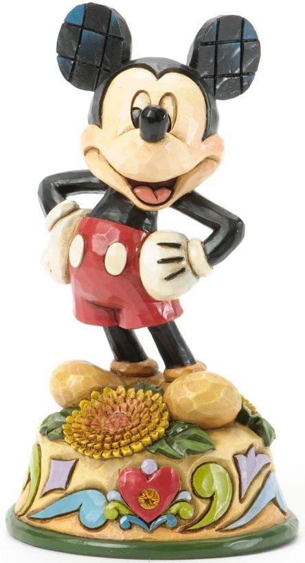 Jim Shore Disney 4033968 Mickey November