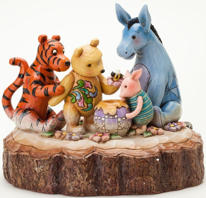 Jim Shore Disney 4037502 Classic Pooh