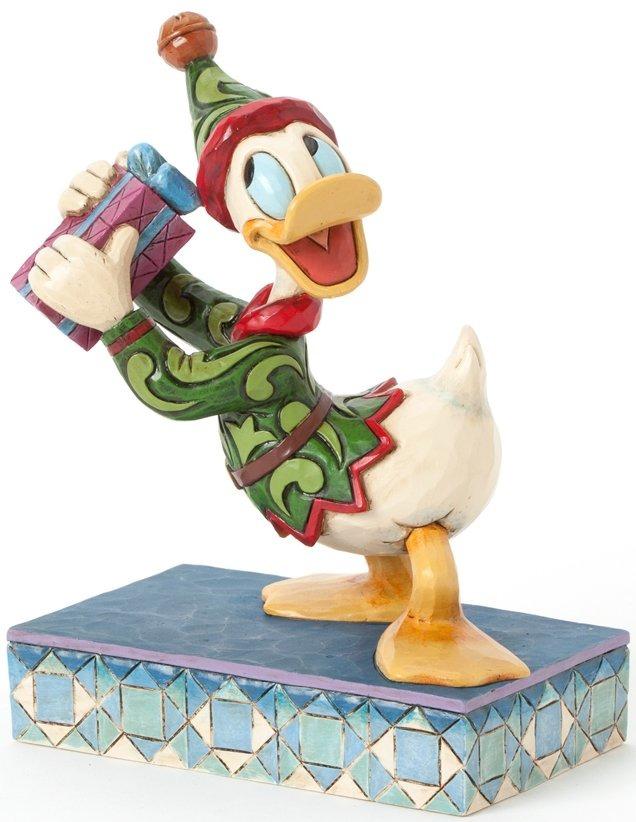 Jim Shore Disney 4039035 Donald Elf