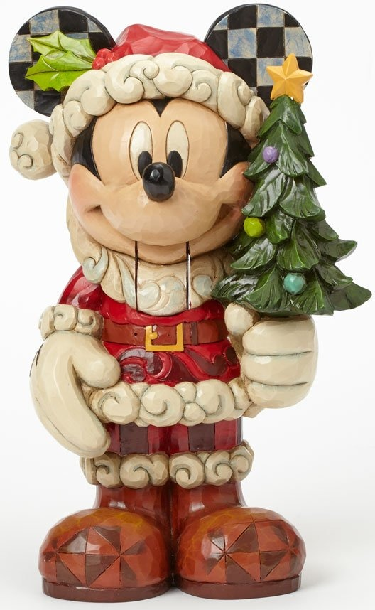 Jim Shore Disney 4039041 Nutcracker Mickey