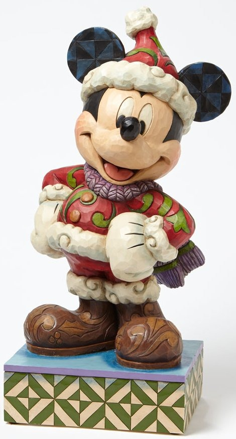 Jim Shore Disney 4039042 Mickey BIG FIG