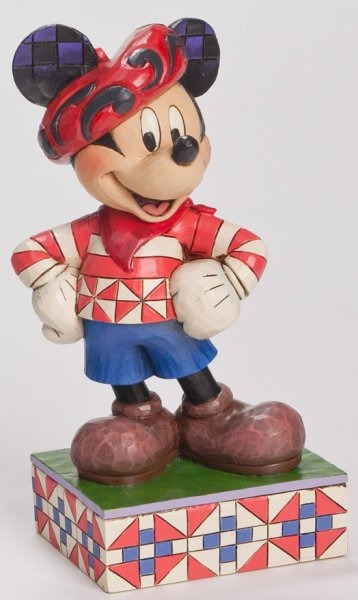 Jim Shore Disney 4043628 Mickey France