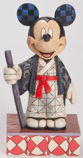 Jim Shore Disney 4043632 Mickey Japan