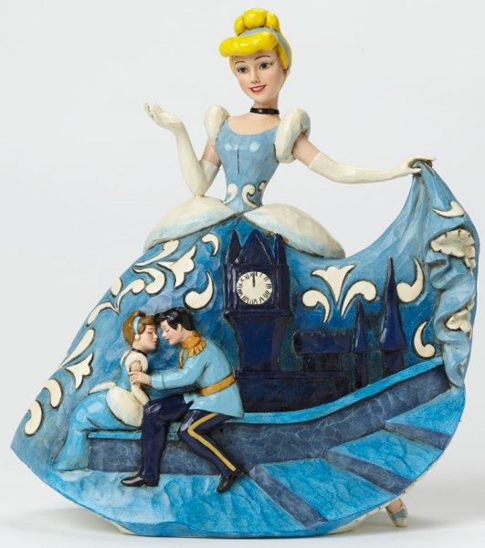 Disney Traditions by Jim Shore 4043645 Cinderella Royal Gown 65