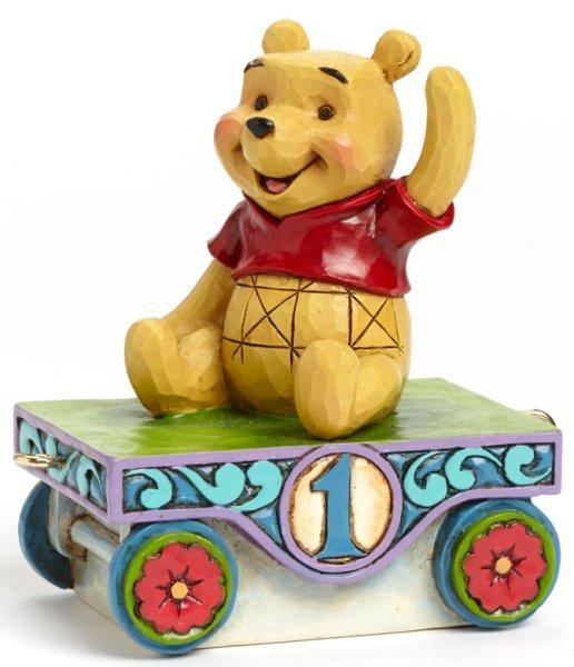 Jim Shore Disney 4043655 Pooh Train 1