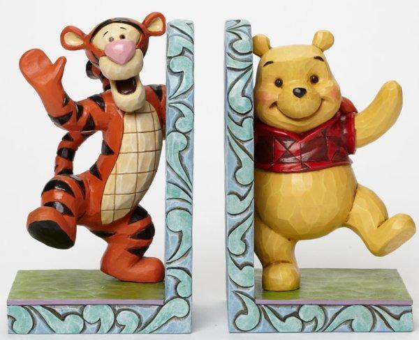 Jim Shore Disney 4043661 Pooh and Tigger Hugging