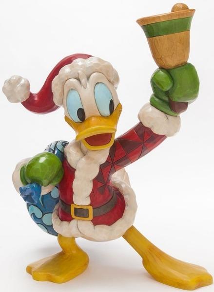Jim Shore Disney 4046024 Donald Duck large Fig