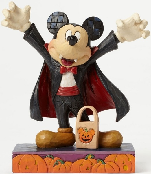 Jim Shore Disney 4046027 Halloween Mickey