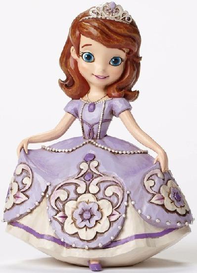 Jim Shore Disney 4046057 Princess Sofia the first