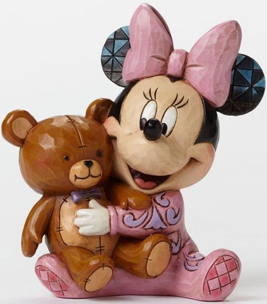Jim Shore Disney 4049023 Baby's First Minnie