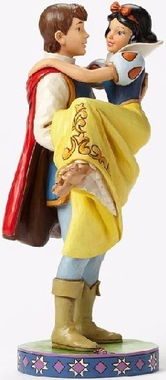 Jim Shore Disney 4049623 Snow White with Prince
