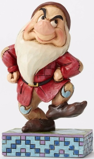 Jim Shore Disney 4049625 Grumpy Figurine