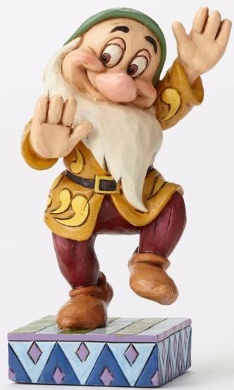 Jim Shore Disney 4049626 Bashful Figurine