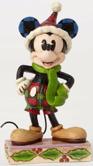 Jim Shore Disney 4051966 Mickey PP