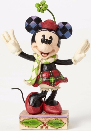Jim Shore Disney 4051967 Minnie PP