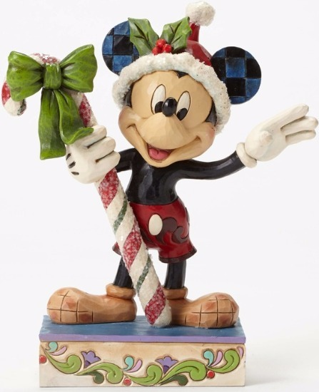Jim Shore Disney 4051968 Mickey Mouse Sugar Coat