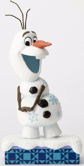 Disney Traditions by Jim Shore 4051988 Big Figurine Olaf