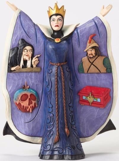 Jim Shore Disney 4051990 Evil Queen