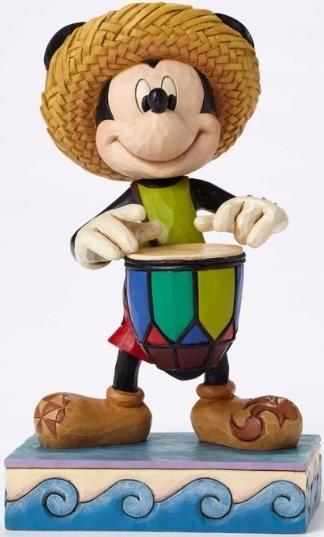 Jim Shore Disney 4051991 Caribbean Mickey