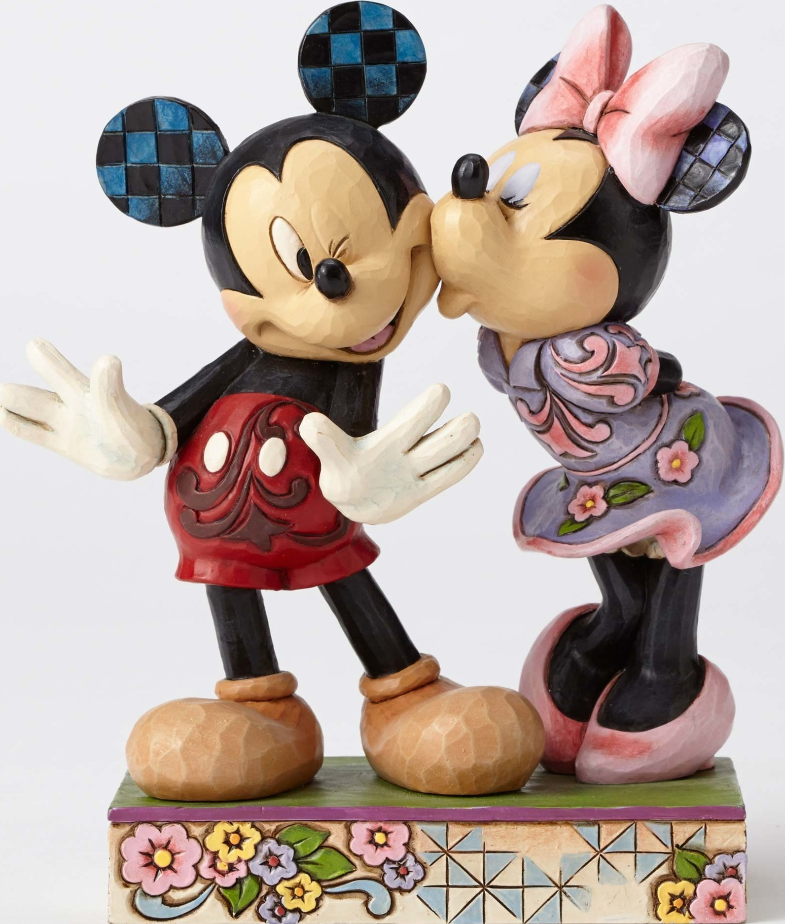 Jim Shore Disney 4053366 Mickey & Minnie