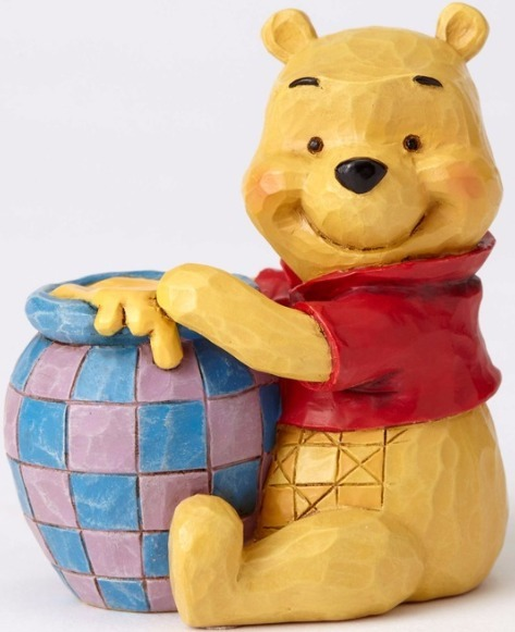Disney Traditions by Jim Shore 4054289 Mini Pooh with Honey