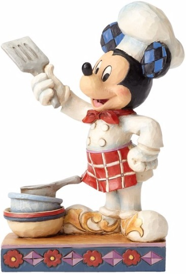 Disney Traditions by Jim Shore 4055410 Chef Mickey