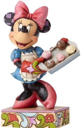 Jim Shore Disney 4055411 Baker Minnie