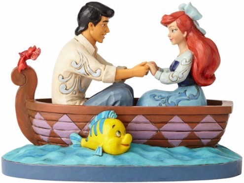Disney Traditions by Jim Shore 4055414 Little Mermaid and Princ