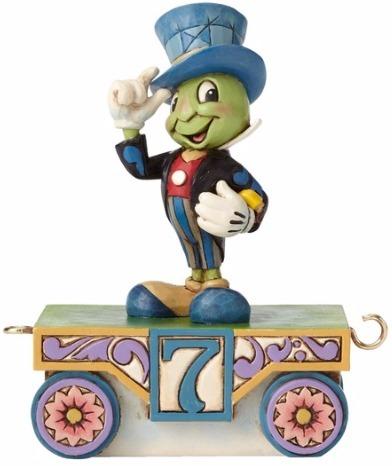 Jim Shore Disney 4055417 Jiminy Train - 7