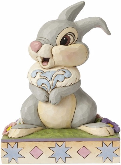 Jim Shore Disney 4055428 Thumper 75th Anniversary