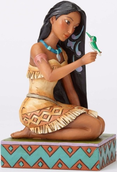 Disney Traditions by Jim Shore 4056128 Pocahontas with Bird
