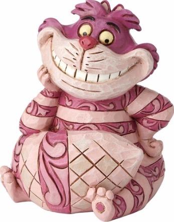 Jim Shore Disney 4056745 Mini Cheshire Cat