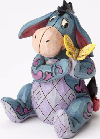 Jim Shore Disney 4056746 Mini Eeyore