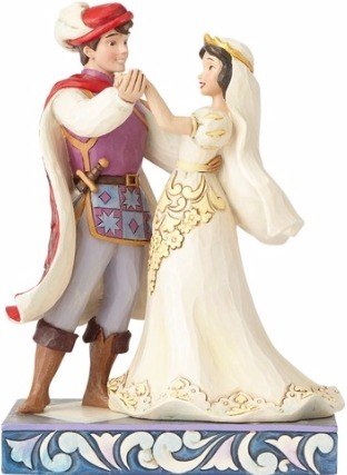 Disney Traditions by Jim Shore 4056747 Snow White and Prince