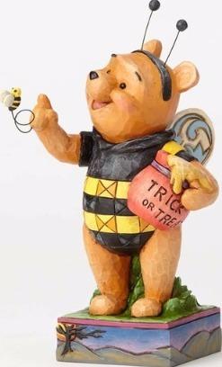 Jim Shore Disney 4057950 Pooh as Honeybee