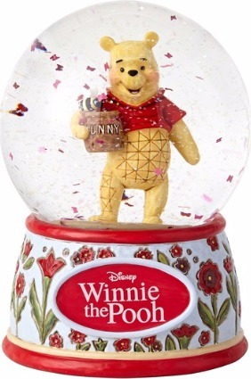 Disney Traditions by Jim Shore 4059191 Winnie the Pooh Waterbal