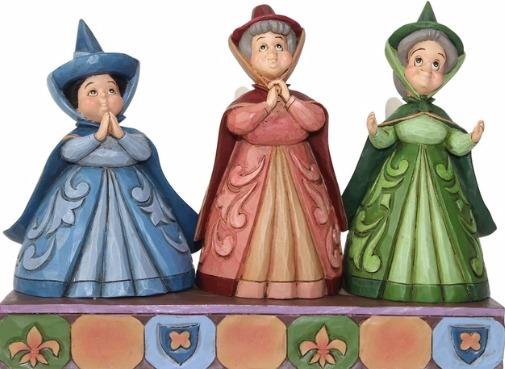 Disney Traditions by Jim Shore 4059734 Three Fairies