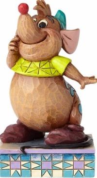 Jim Shore Disney 4059739 Gus Personality Pose