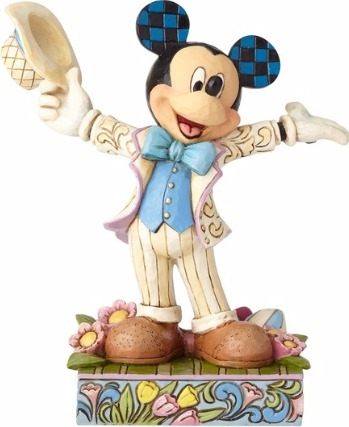 Jim Shore Disney 4059742 Easter Mickey