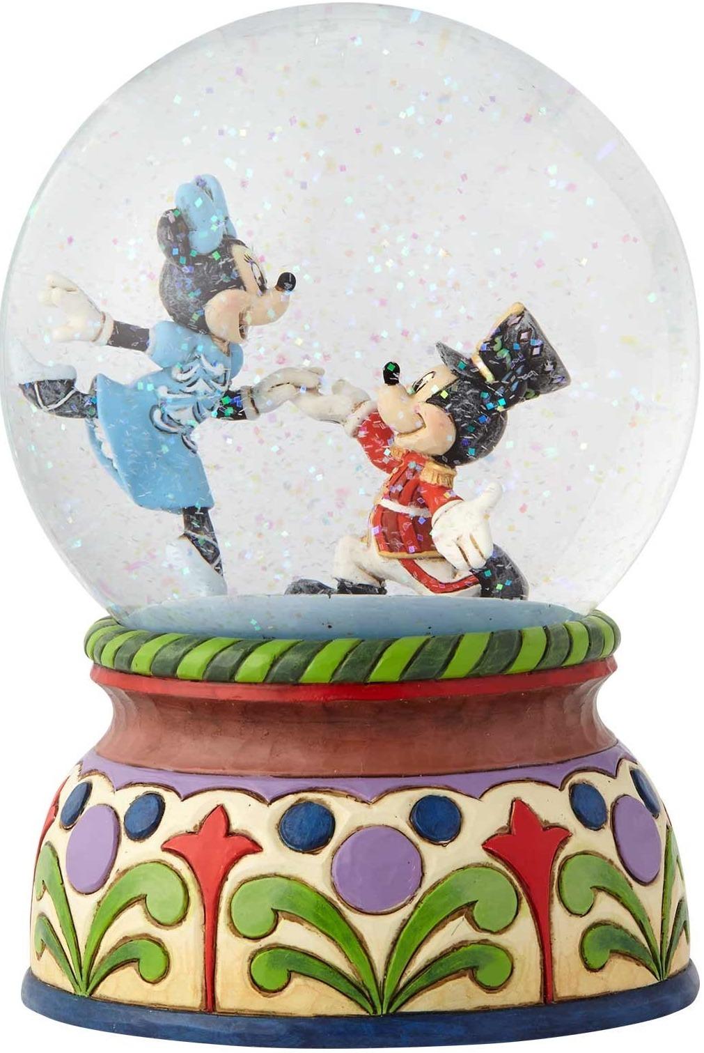 Disney Traditions by Jim Shore 6000944 Nutcracker waterball