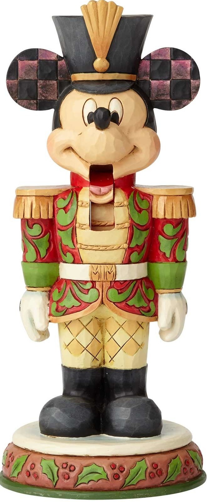 Disney Traditions by Jim Shore 6000946 Nutcracker Mickey
