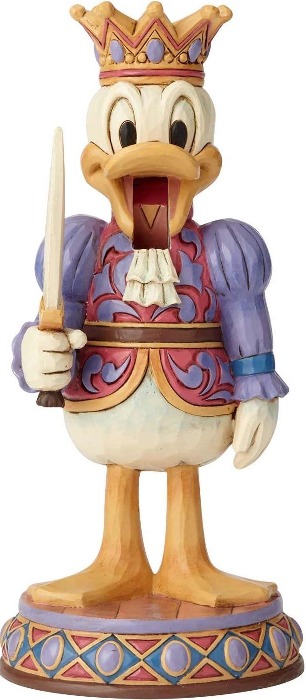 Jim Shore Disney 6000948 Nutcracker Donald