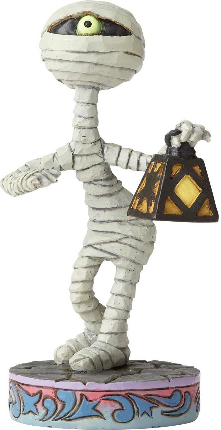 Jim Shore Disney 6000956 Mummy Kid