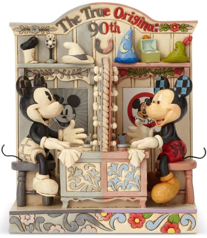 Jim Shore Disney 6001267 Mickey 90th Anniversary