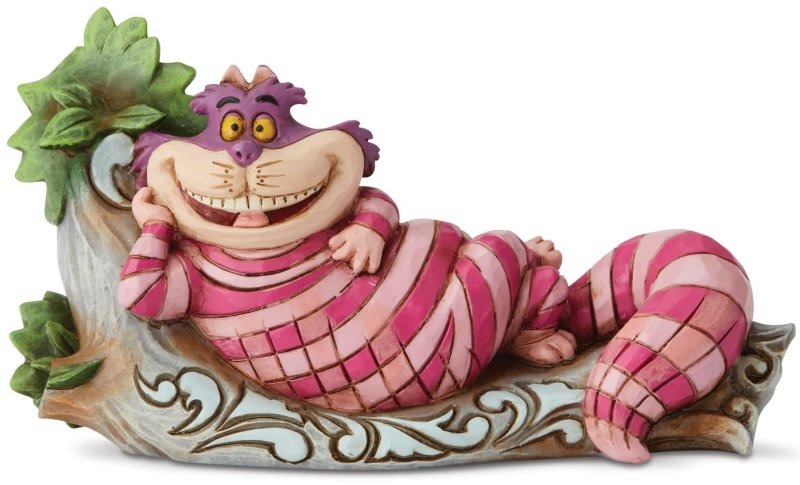 Jim Shore Disney 6001274 Cheshire Cat in Tree