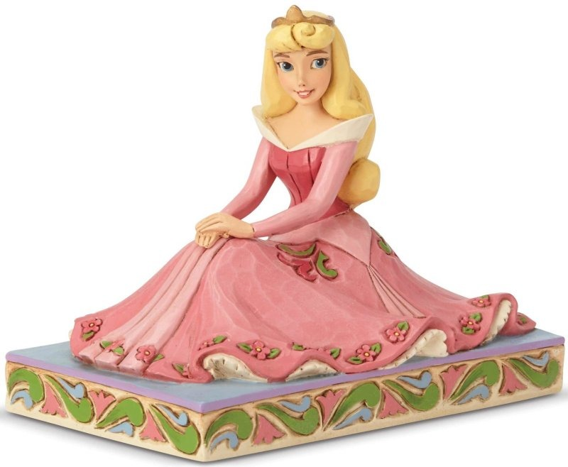 Disney Traditions by Jim Shore 6001278 Aurora Personality Pose