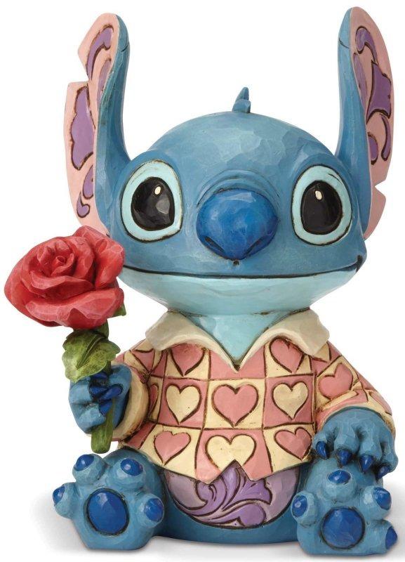 Jim Shore Disney 6001280 Stitch Valentine