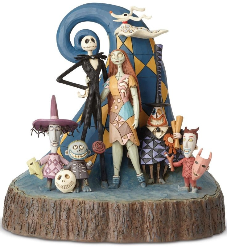 Special Sale 6001287 Disney Traditions 6001287 Nightmare Carved by Heart by Jim Shore