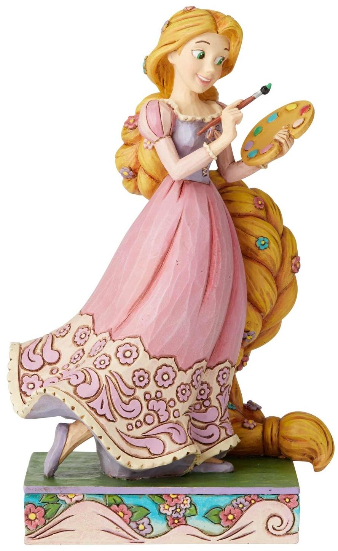 Jim Shore Disney 6002820 Princess Passion Rapunzel
