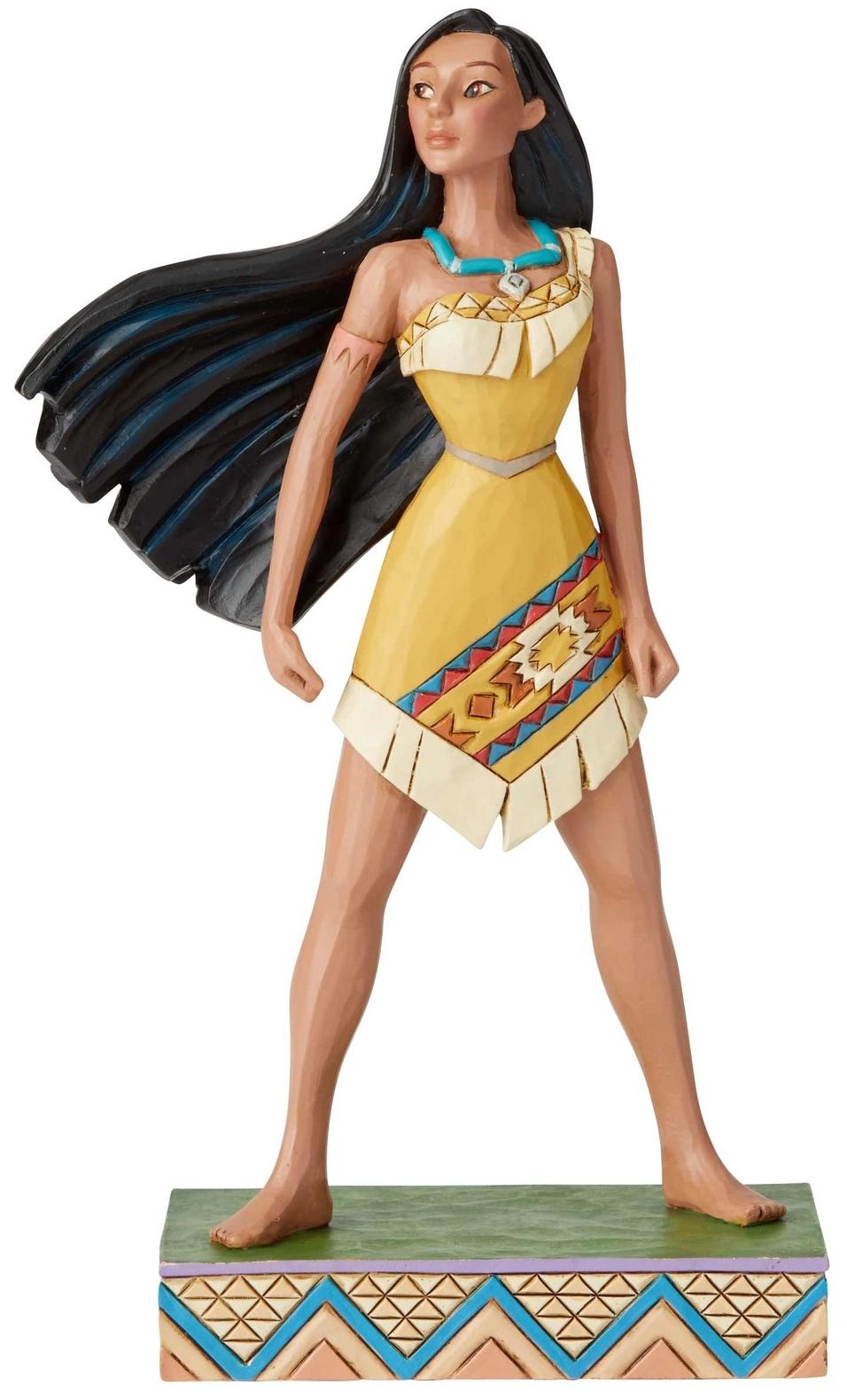 Jim Shore Disney 6002822 Princess Passion Pocahontas